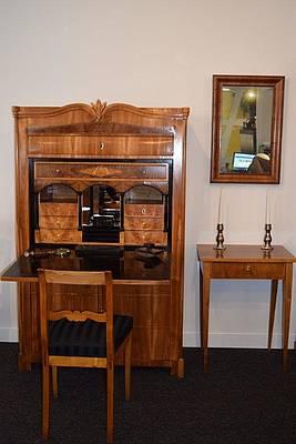Hochwertige Antiquitäten Kirschbaummöbel Möbel Aus Dem Biedermeier
